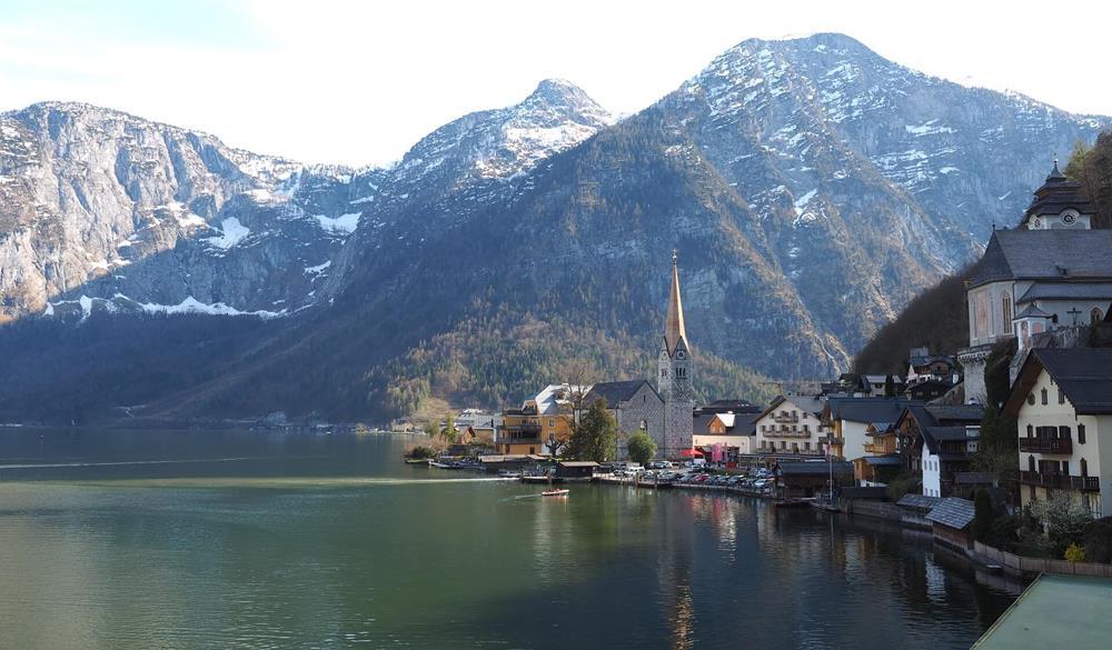 湖區哈爾斯塔特, 奧地利