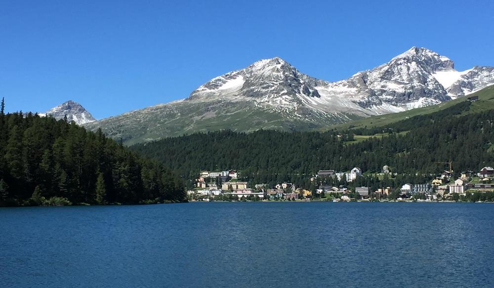 聖莫里茲, 瑞士