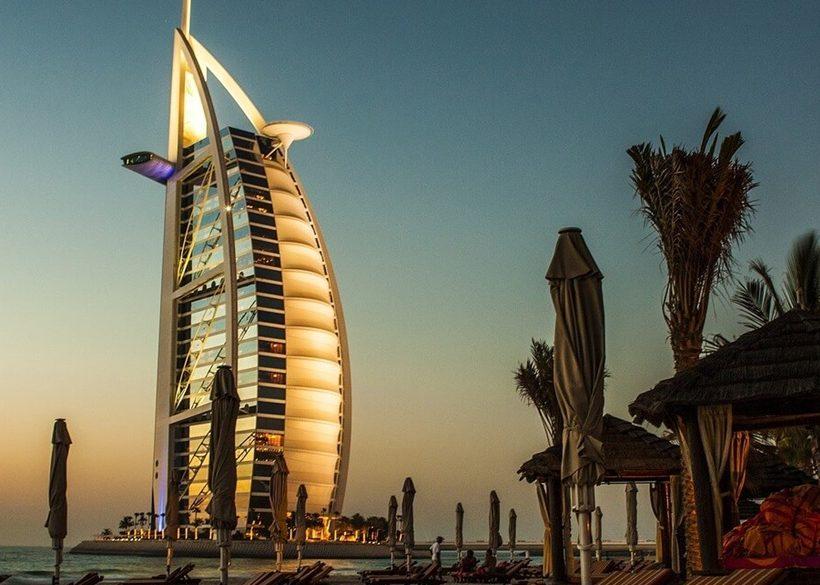 夢想不再遙不可及!前進頂級奢華新天堂—中東時尚之都「杜拜」