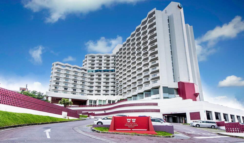 沖繩格蘭美爾渡假酒店