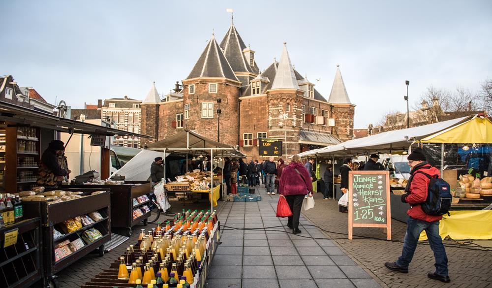 荷蘭 聖誕市集