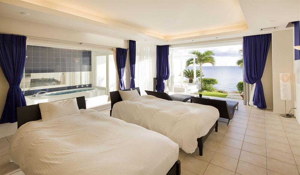 宮古島砂山海灘水晶別墅飯店