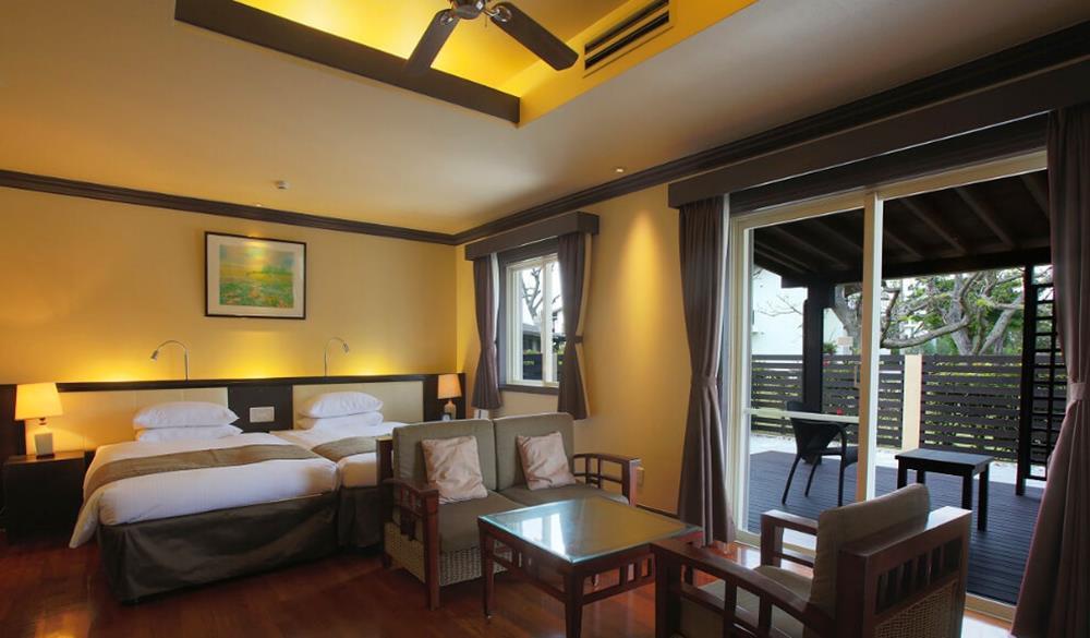 奧間日航私人渡假飯店