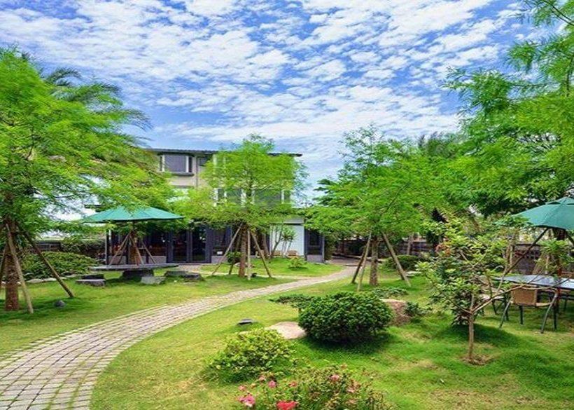 台灣五間被綠林包圍的自然綠色旅店!簡直是仙境!