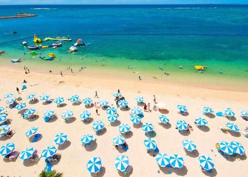 【沖繩住宿推薦】高CP值海景飯店 !一開窗就是無邊的藍!