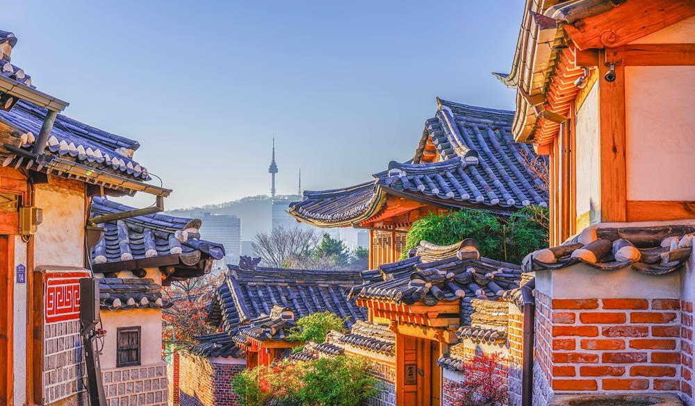 韓國 首爾