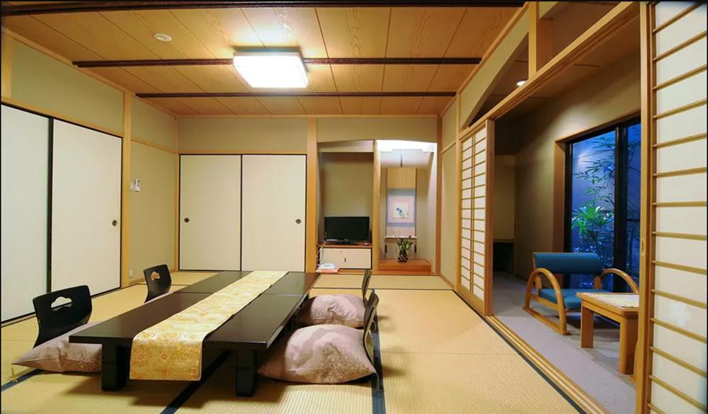 桑加日式旅館