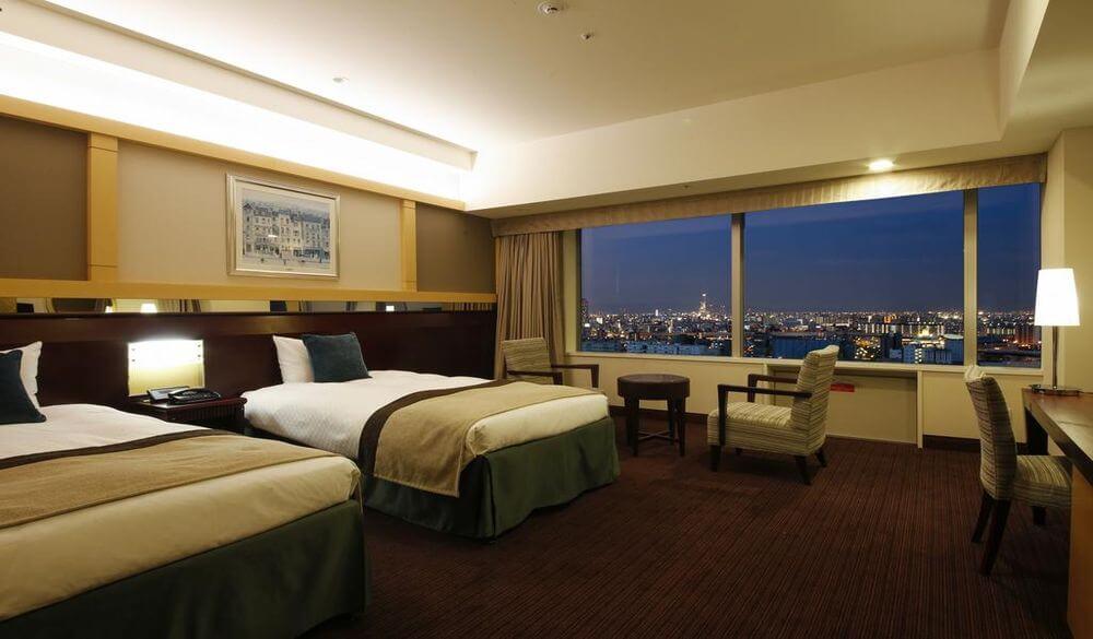 京阪環球影城塔樓飯店