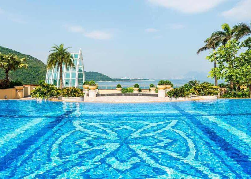 香港 不能錯過的Top 5 醉人夜景渡假酒店!享受無敵海景