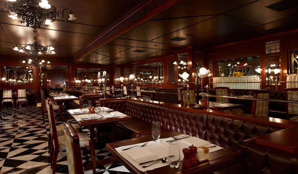 巴賽麗廳與歡晤酒吧