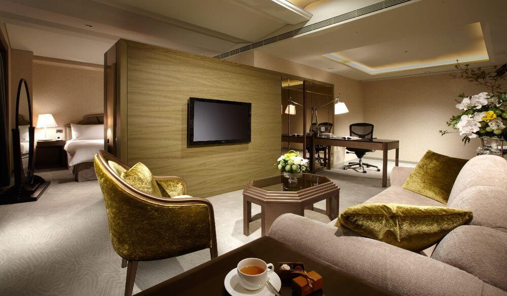台北亞都麗緻大飯店(The Landis Taipei Hotel)