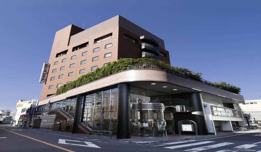 標誌青年旅館- 西新井