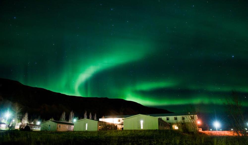 克勞斯圖爾冰島航空酒店 - 基爾丘拜爾克勞斯圖爾