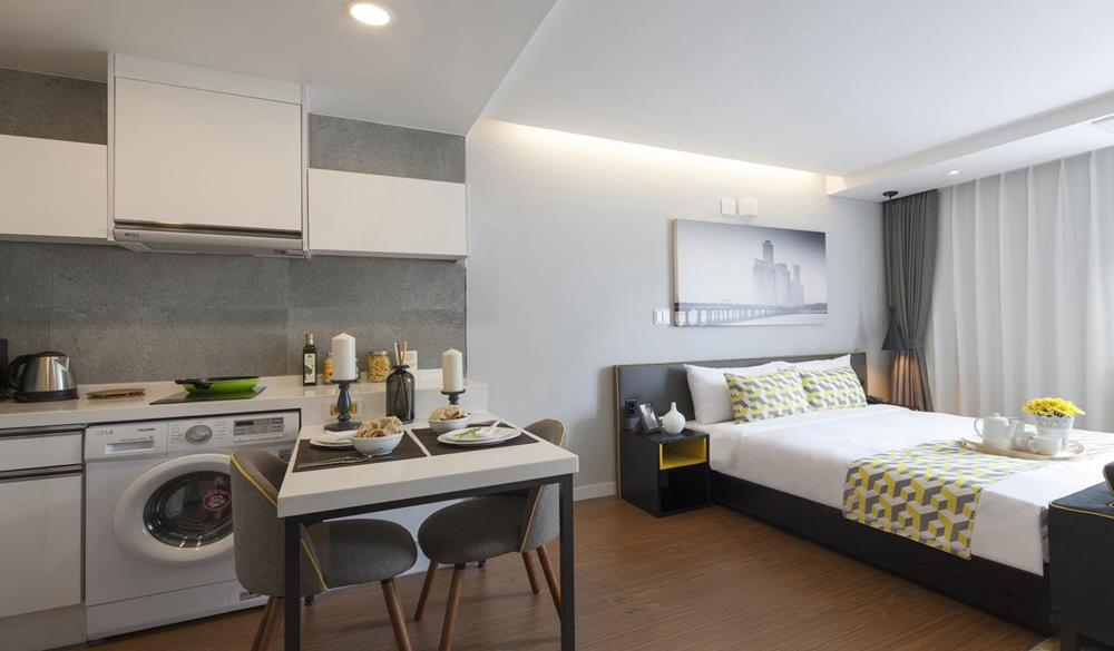 首爾馨樂亭漢江服務公寓