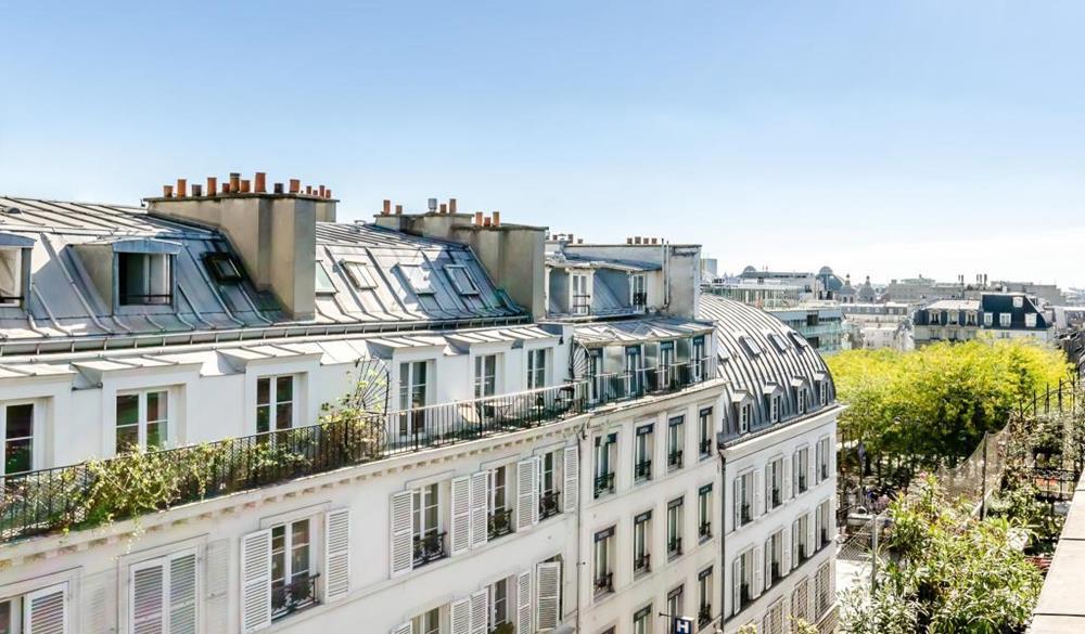 巴黎中心埃克斯酒店