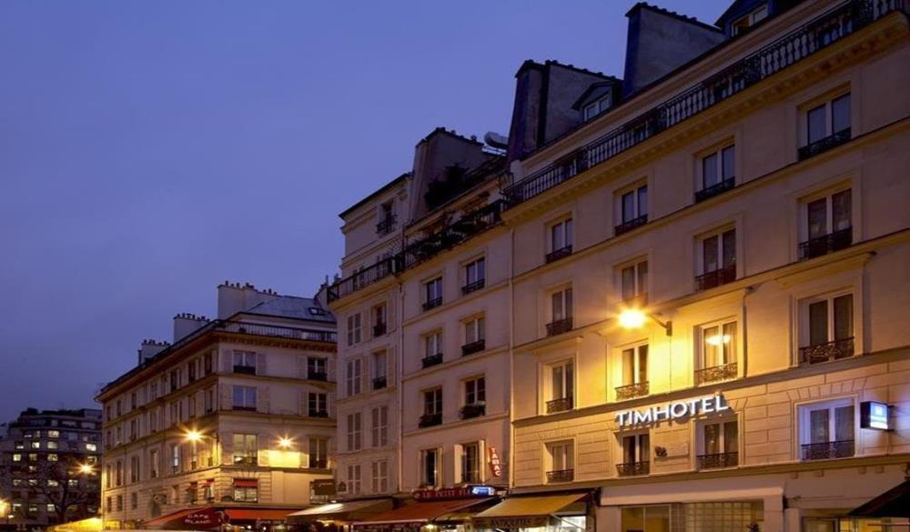 蒂姆盧浮酒店