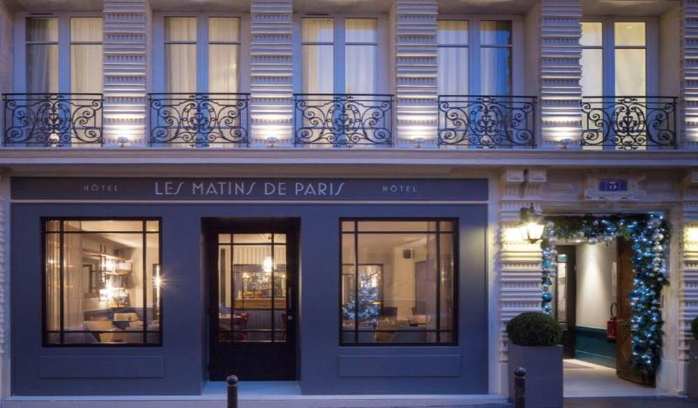 巴黎早晨水療酒店