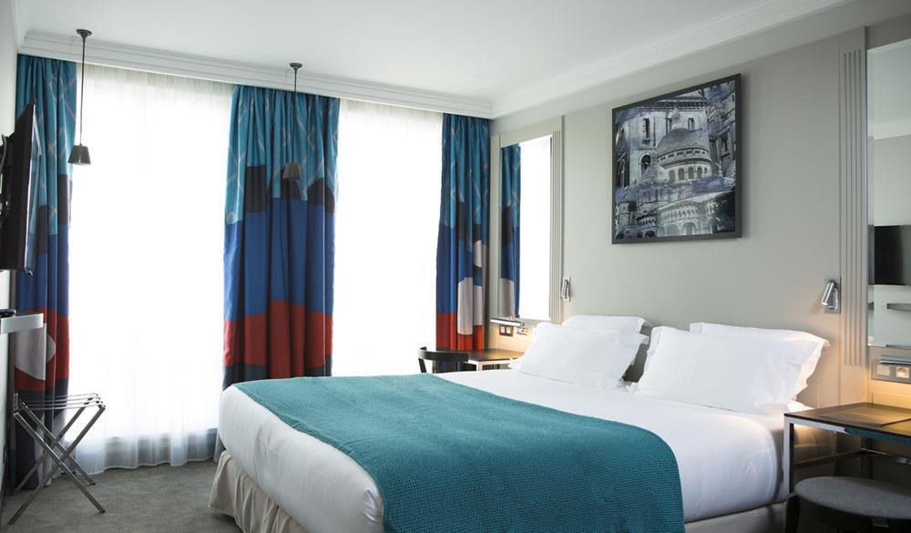 巴黎早晨水療酒店 01