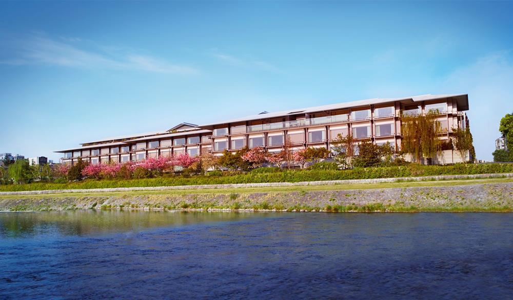 京都麗思卡爾頓飯店