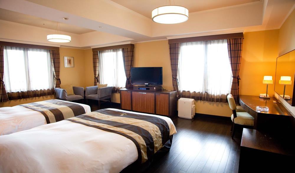 大阪蒙特利拉蘇瑞酒店 01