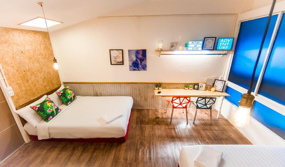 格魯爾曼谷青年旅館