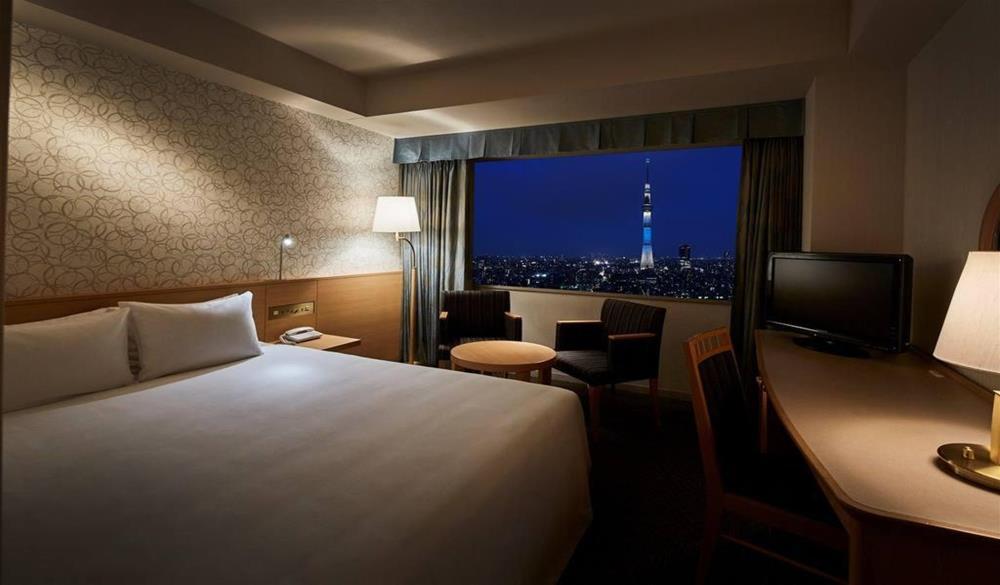 東京黎凡特東武飯店