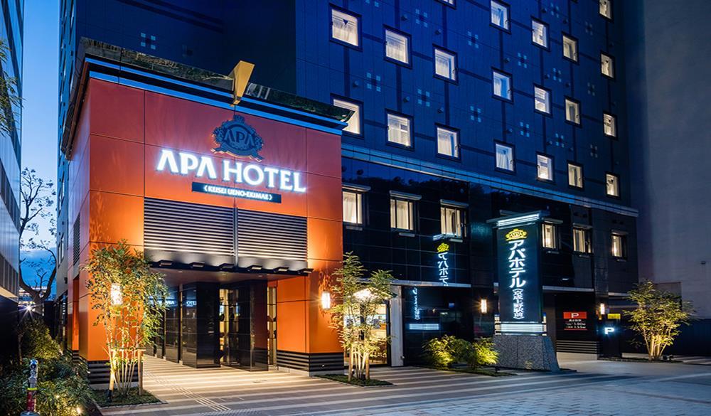 APA酒店〈京成上野車站前〉6