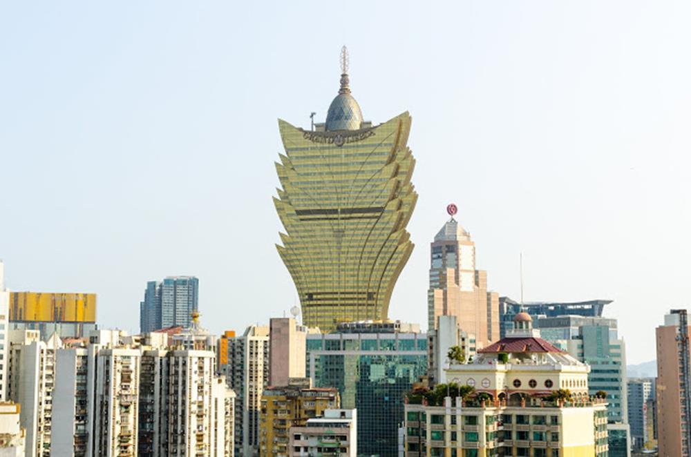 Grand Lisboa/Wynn Macau Hotel