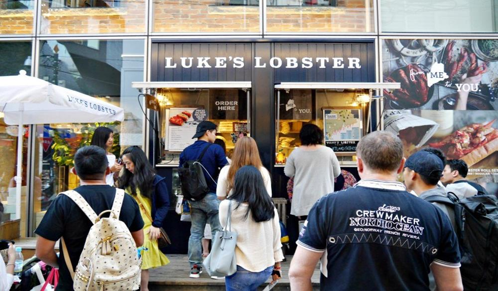 Luke's Lobster 龍蝦堡