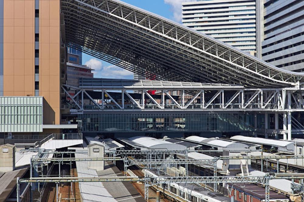 大阪梅田車站