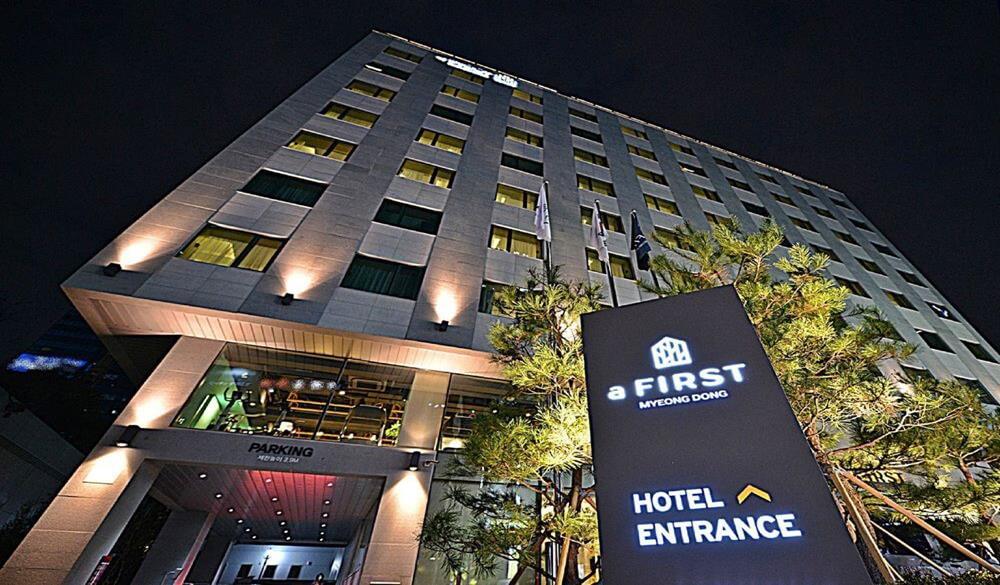明洞第一飯店