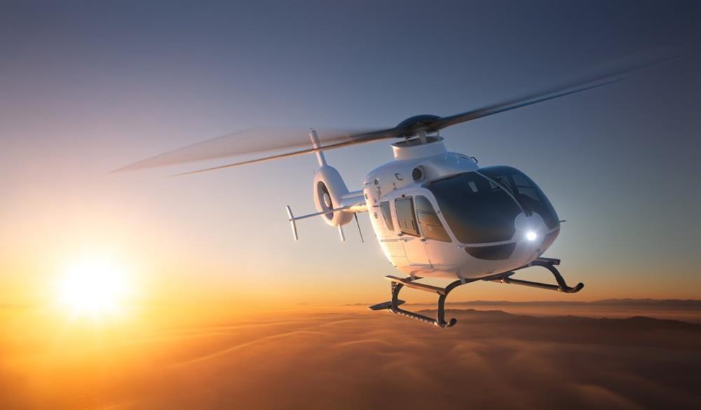 直升機體驗
