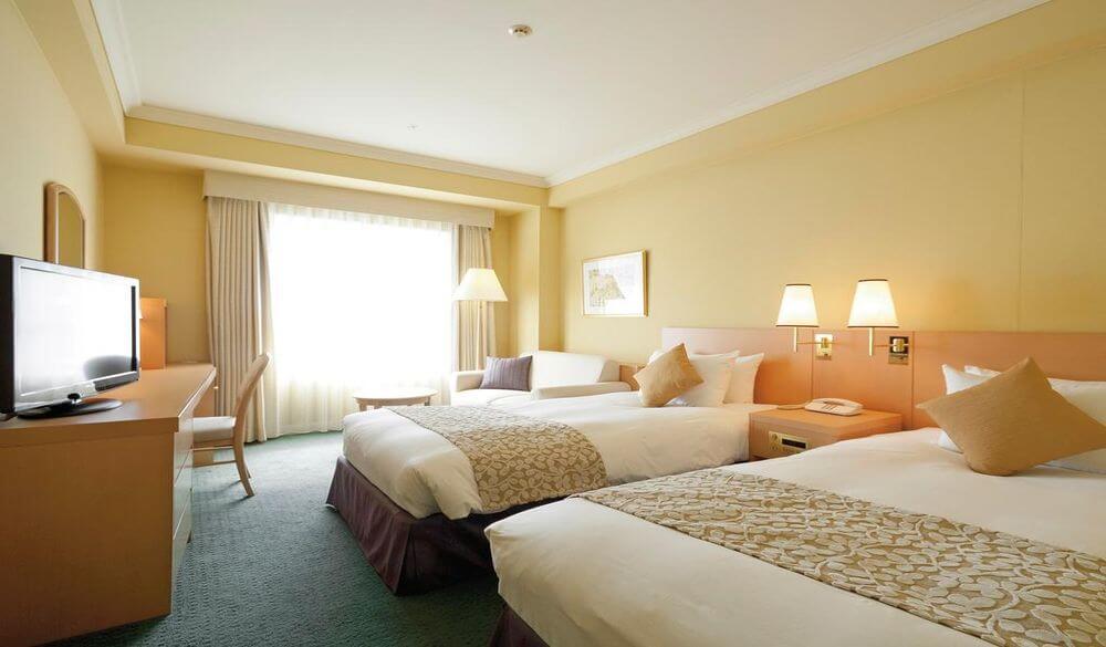 難波東方飯店(Namba Oriental Hotel)