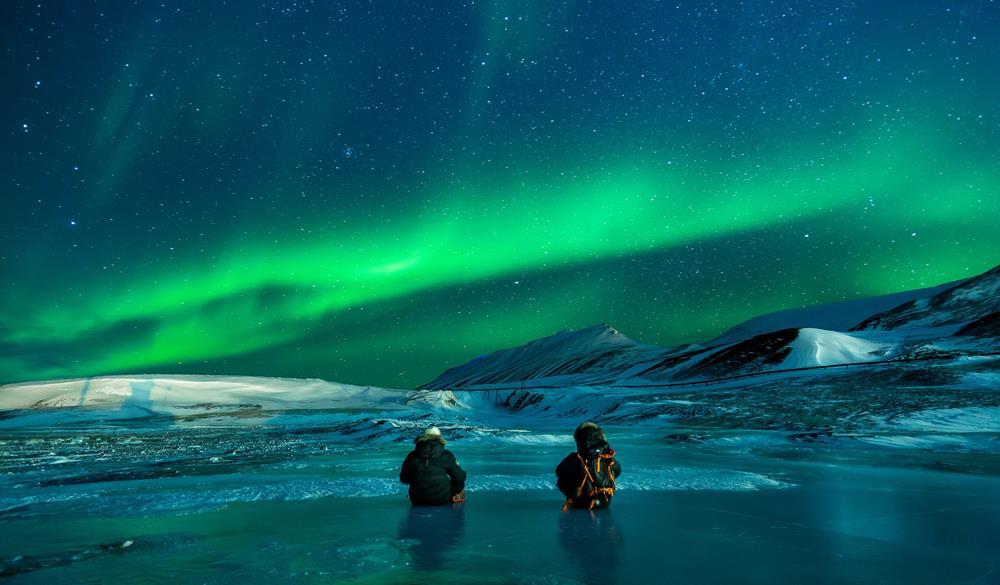 北極光出現條件