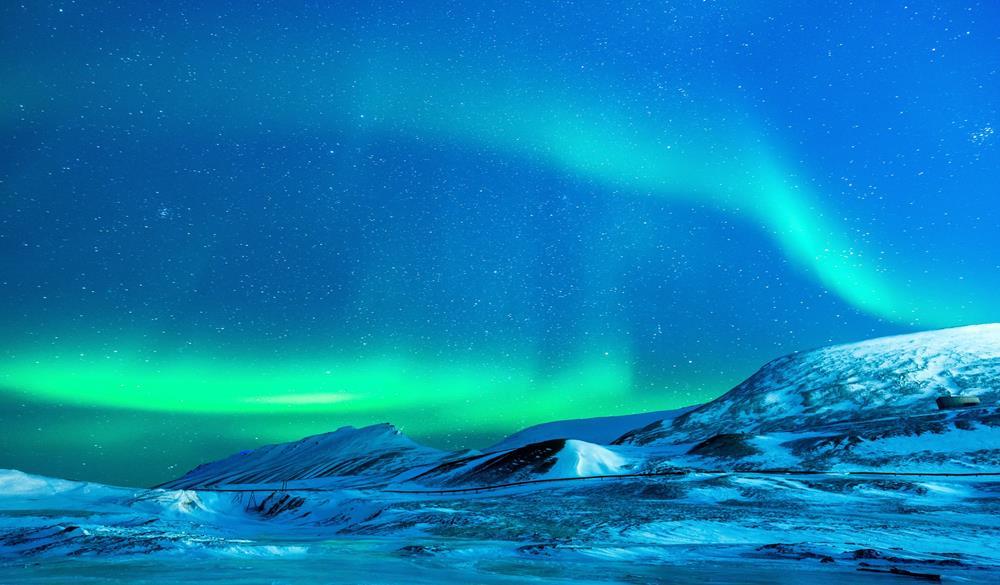 挪威 極光