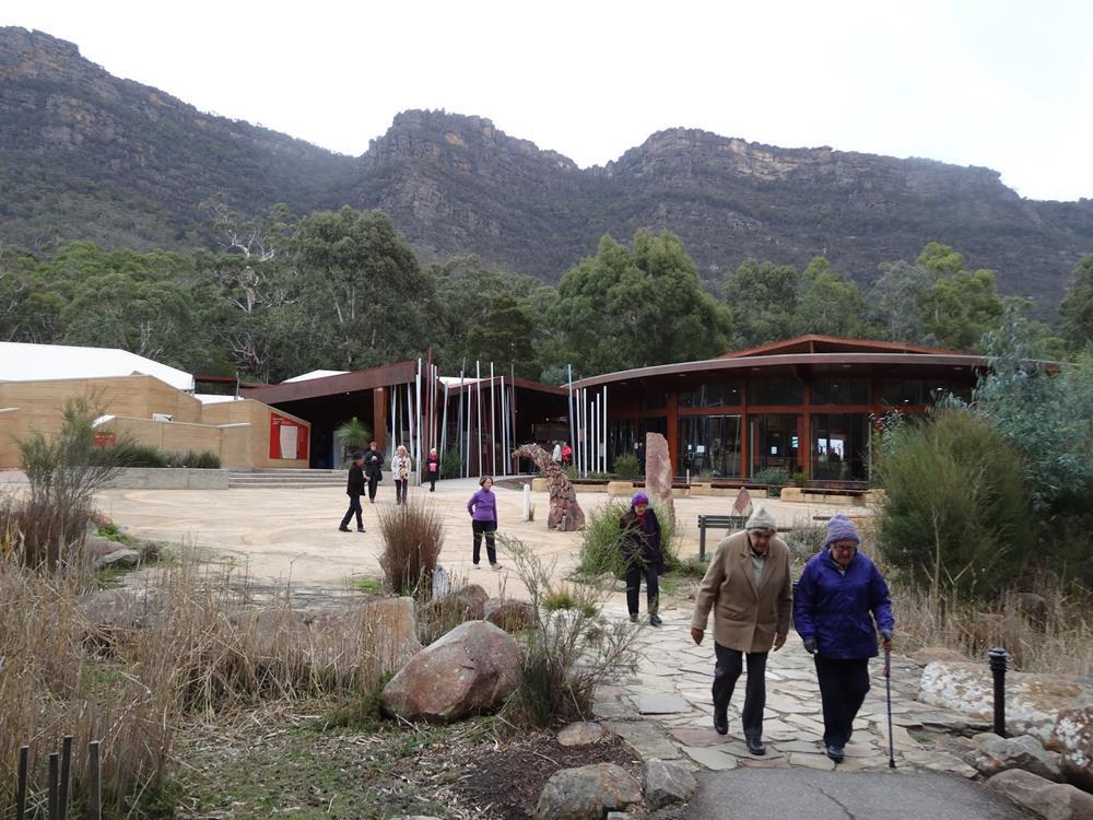 Brambuk – The National Park & Cultural Centre、The Pinnacle