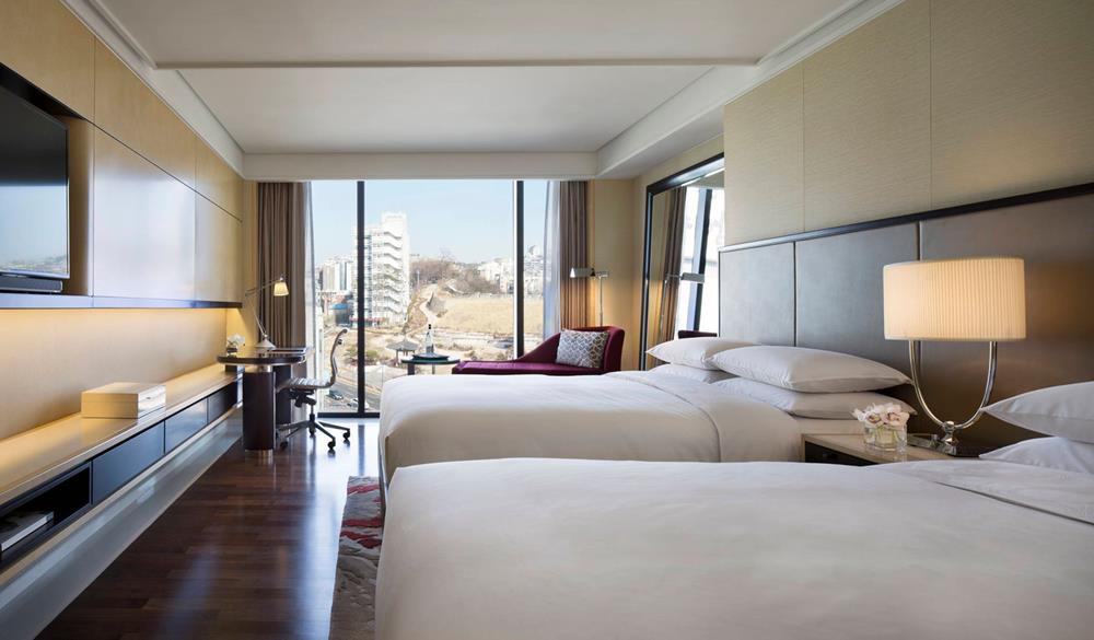 首爾東大門廣場JW 萬豪酒店