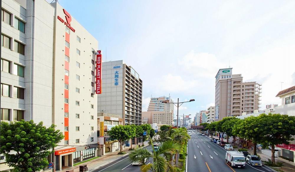 沖繩那霸紅色星球