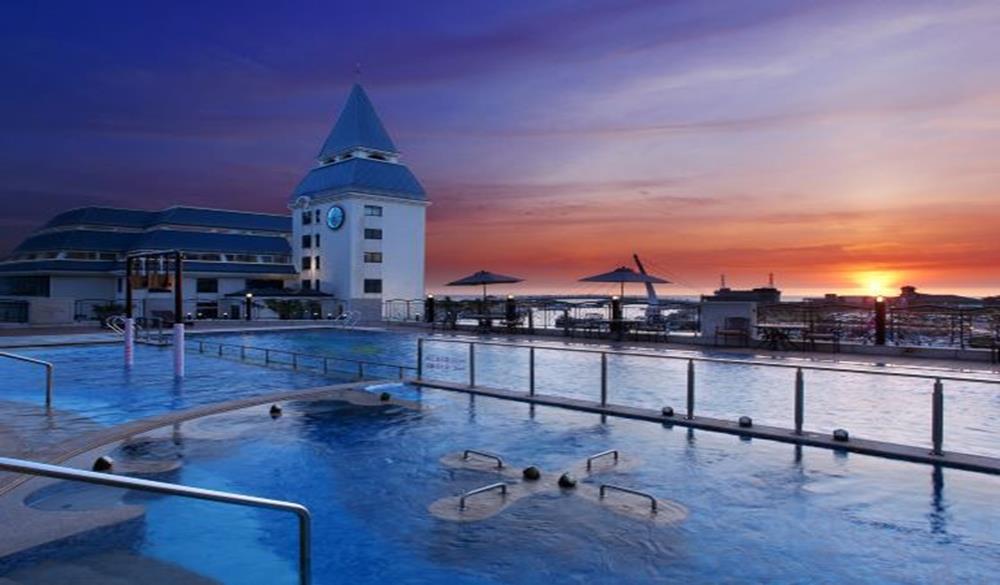 福容大飯店漁人碼頭