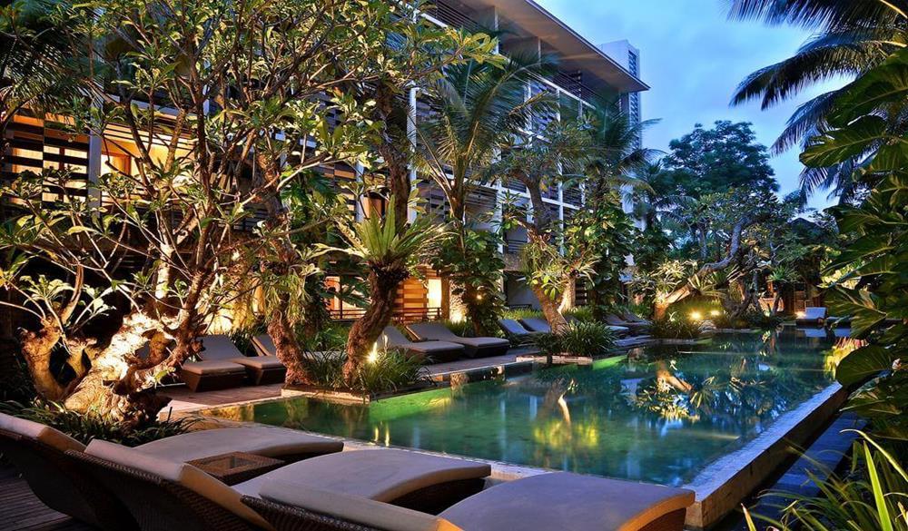 峇里島 水明漾海文飯店