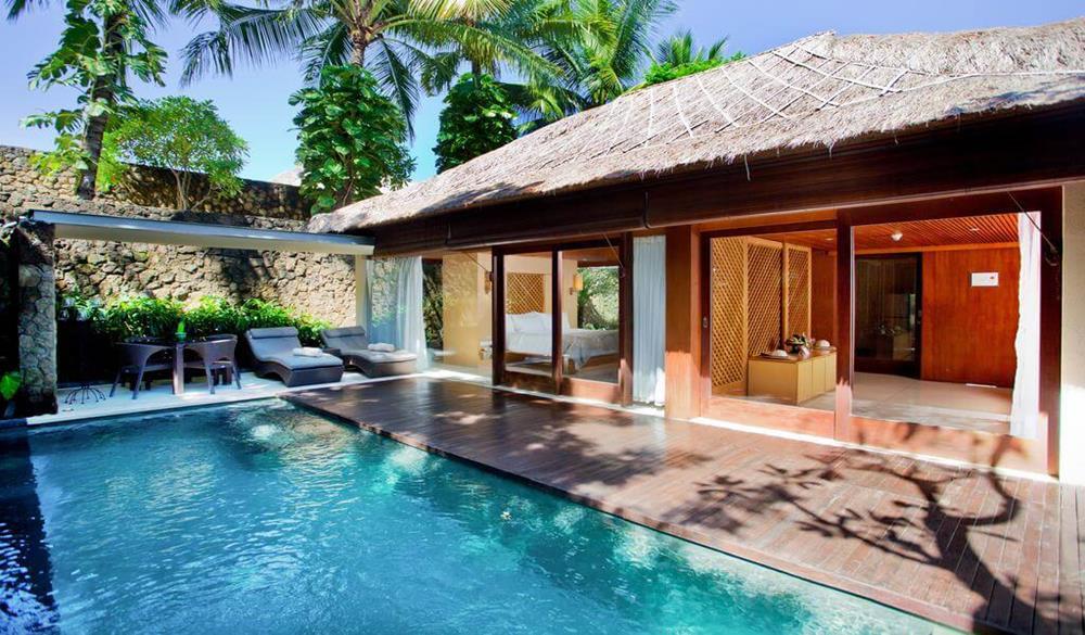 峇里島水明漾海文飯店
