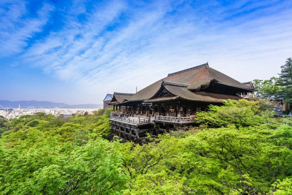 清水寺、地主神社