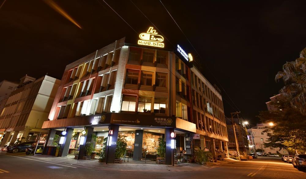 蜂巢膠囊旅店