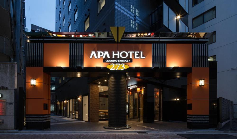 APA酒店-神田站前