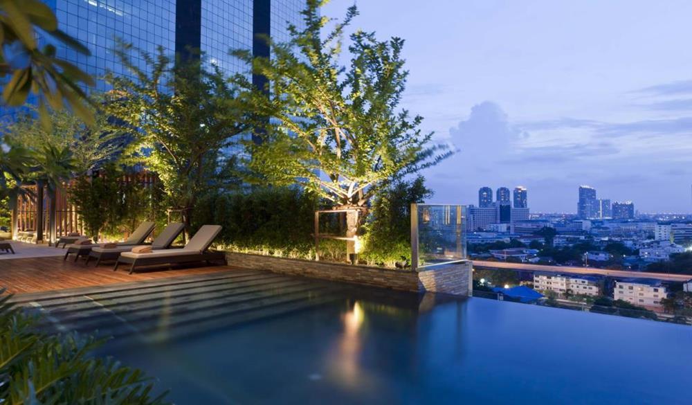 依思丁-格蘭酒店 沙通曼谷