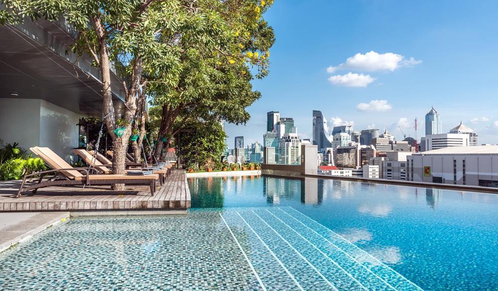 曼谷白金水門諾富特酒店