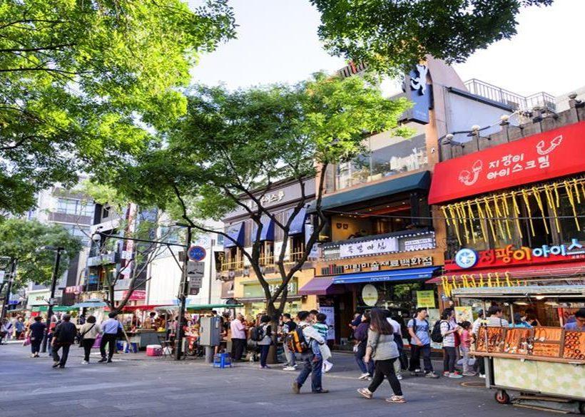 【首爾自由行】弘大商圈一日遊周邊景點、新開幕飯店大公開
