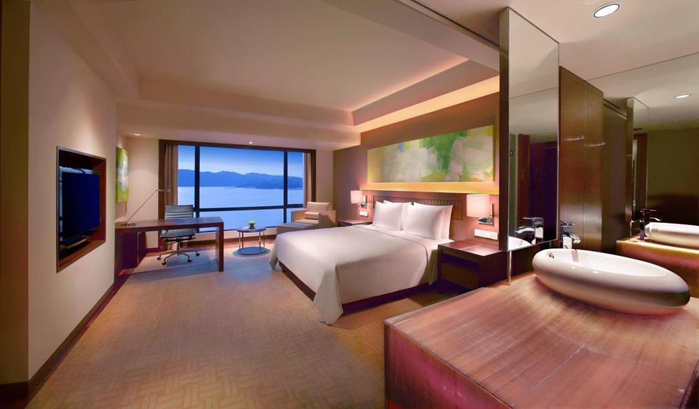 京那巴魯凱悅酒店