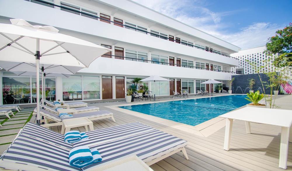海岸酒店-長灘島