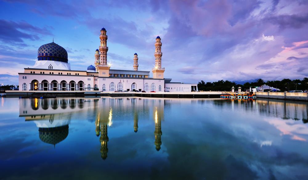亞庇市立清真寺
